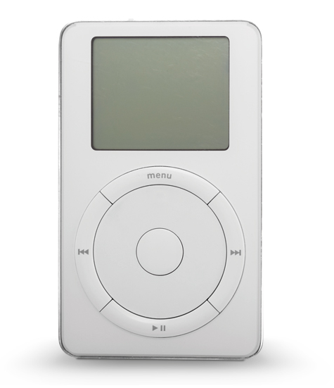 Apple, iPod (2001)
